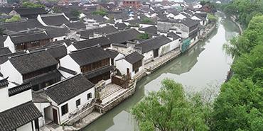 青果巷历史文化街区