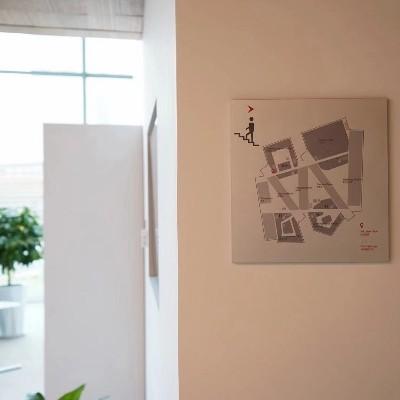 室内导向标识(四)