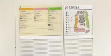 市政园区标识